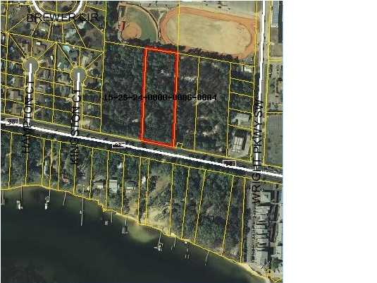 215 MIRACLE STRIP PKWY, MARY ESTHER, FL 32548 (MLS # 394751)