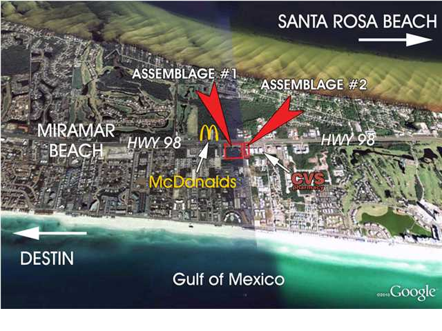 +/-5 ACRES EMERALD COAST PKWY, MIRAMAR BEACH, FL 32550 (MLS # 566646)