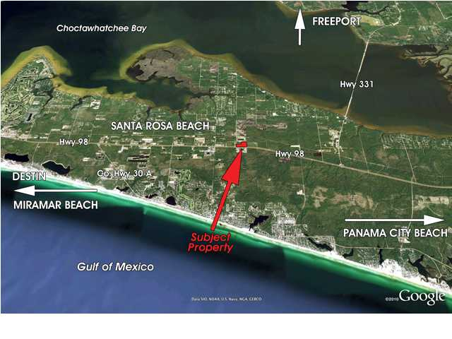 13 ACRES HWY 98 W, SANTA ROSA BEACH, FL 32459 (MLS # 566978)