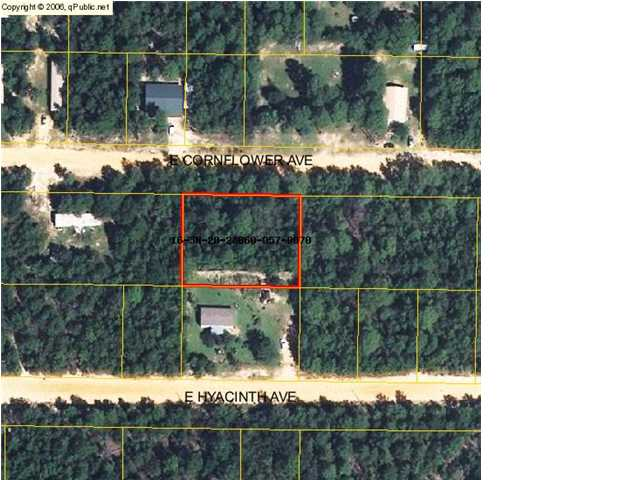 LOT 7&8 CORNFLOWER AVE, DEFUNIAK SPRINGS, FL 32433 (MLS # 568946)