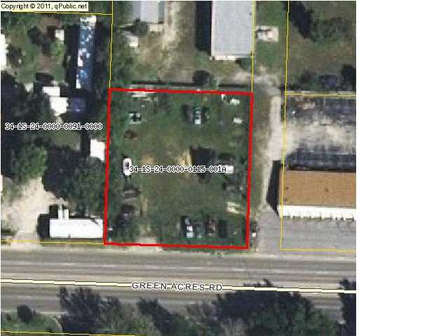--- GREENACRES RD, FORT WALTON BEACH, FL 32547 (MLS # 575454)