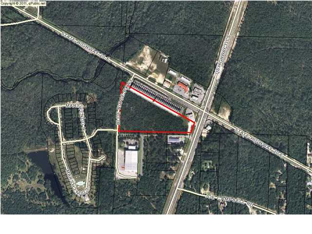 10 ACRES HWY 331 S, FREEPORT, FL 32439 (MLS # 585580)