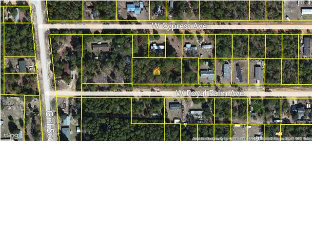 21 ROYAL PALM AVE, DEFUNIAK SPRINGS, FL 32433 (MLS # 590362)