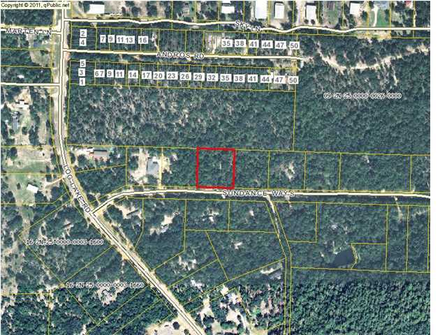 LOT 403 SUNDANCE WAY, HOLT, FL 32564 (MLS # 593767)
