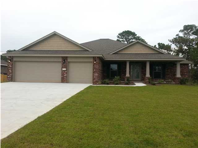 1932 FLAMINGO LN, NAVARRE, FL 32566 (MLS # 593795)