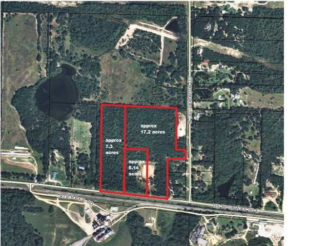 29+ ACRES HWY 90 E, DEFUNIAK SPRINGS, FL 32433 (MLS # 594122)