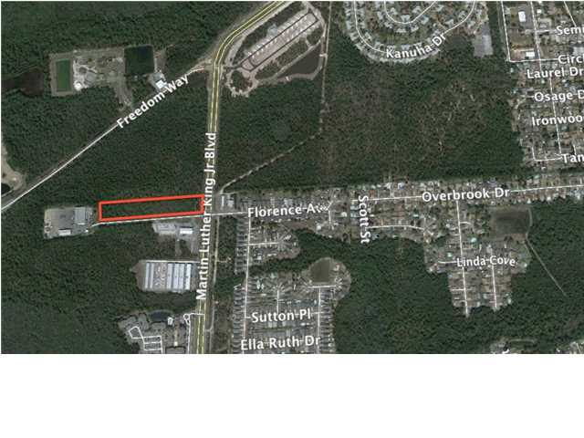 XXXX MARTIN LUTHER KING JR BLVD, FORT WALTON BEACH, FL 32548 (MLS # 594279)