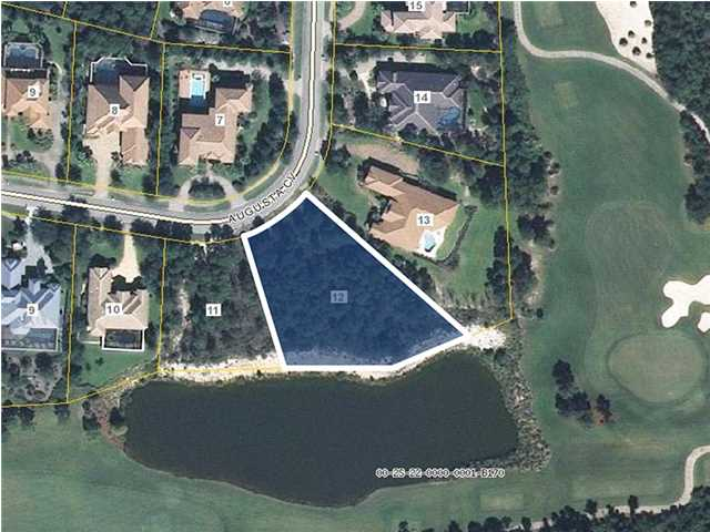 LOT 12 AUGUSTA COVE, DESTIN, FL 32541 (MLS # 595956)