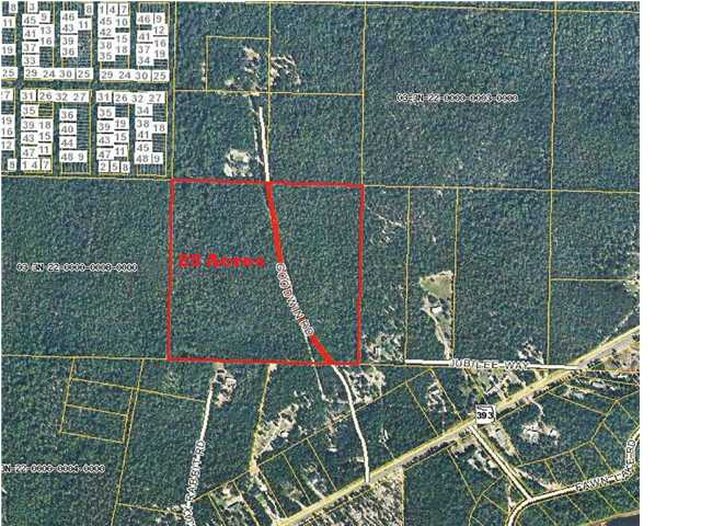 XXX GOODWIN RD, CRESTVIEW, FL 32539 (MLS # 596209)