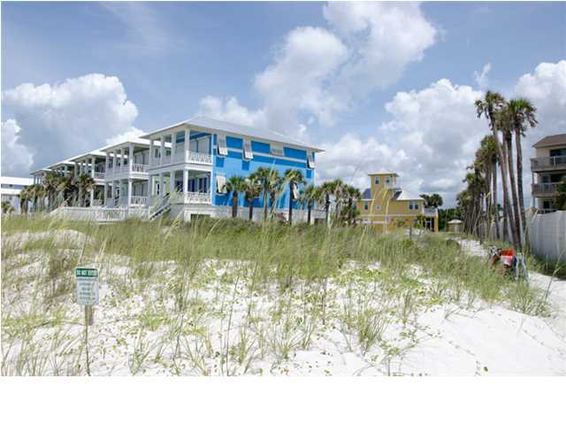 140' GULF! BEACHSIDE GARDENS, CARILLON BEACH, FL 32413 (MLS # 596777)