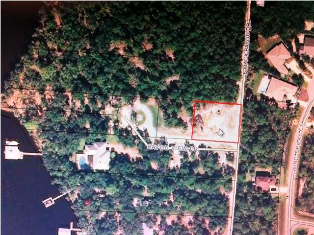 LOT 1 MACK BAYOU DR E, SANTA ROSA BEACH, FL 32459 (MLS # 597106)