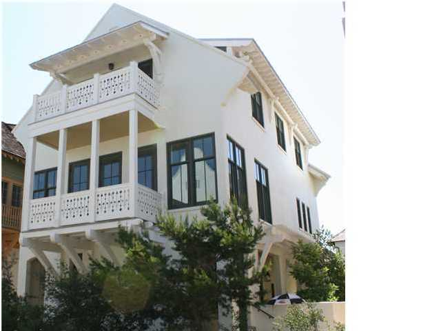 307 WEST WATER ST, ROSEMARY BEACH, FL 32461 (MLS # 598489)