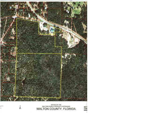62.5AC ROCK HILL RD, RED BAY, FL 32455 (MLS # 602975)