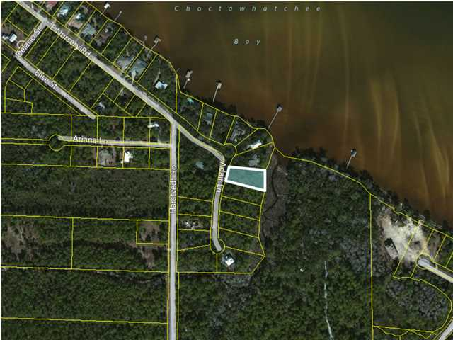LOT 8 ADAIR LN, SANTA ROSA BEACH, FL 32459 (MLS # 603844)