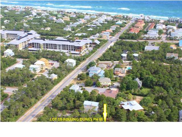 LOT 10 SKY HIGH DUNE DR, SANTA ROSA BEACH, FL 32459 (MLS # 605256)