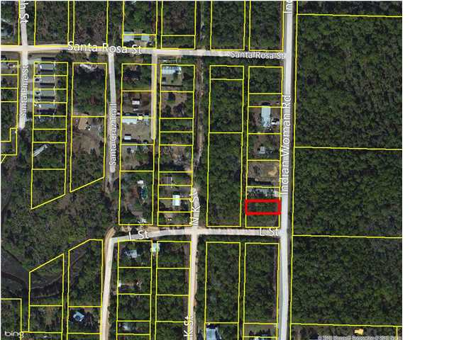 LOT 11 INDIAN WOMAN RD, SANTA ROSA BEACH, FL 32459 (MLS # 605257)