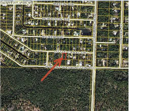 LOT 6 LITTLE CANAL DR, POINT WASHINGTON, FL 32459 (MLS # 606602)