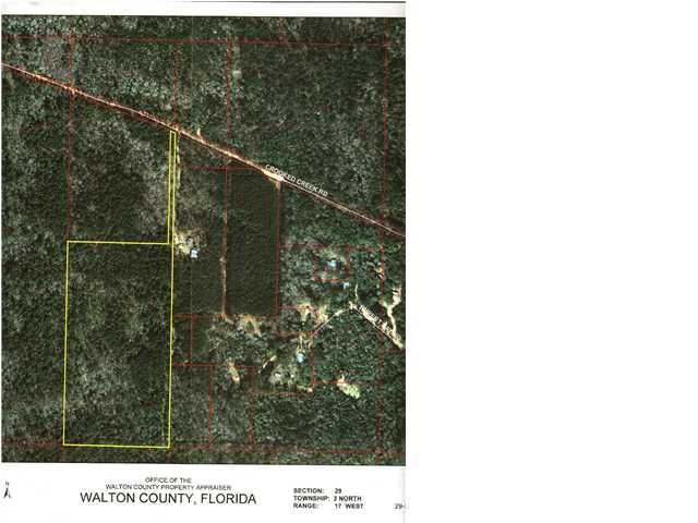 20.4AC CROOKED CREEK RD, PONCE DE LEON, FL 32435 (MLS # 606684)