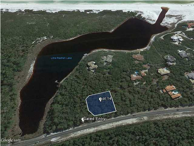 LOT 14 LITTLE REDFISH LN, SANTA ROSA BEACH, FL 32459 (MLS # 607355)