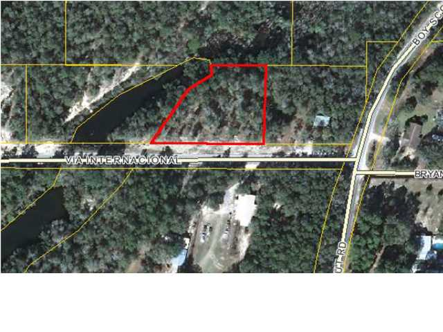 LOT #2 VIA INTERNACIONAL, DEFUNIAK SPRINGS, FL 32435 (MLS # 608866)