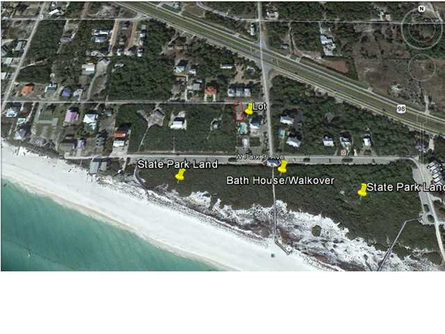 LOT 10 PARK PLACE AVE W, PANAMA CITY BEACH, FL 32413 (MLS # 608907)