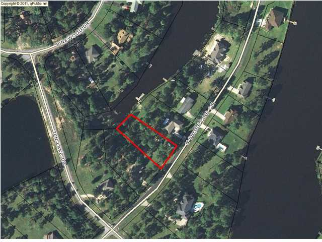 LOT 3 SHORELINE CIR N, DEFUNIAK SPRINGS, FL 32433 (MLS # 608913)