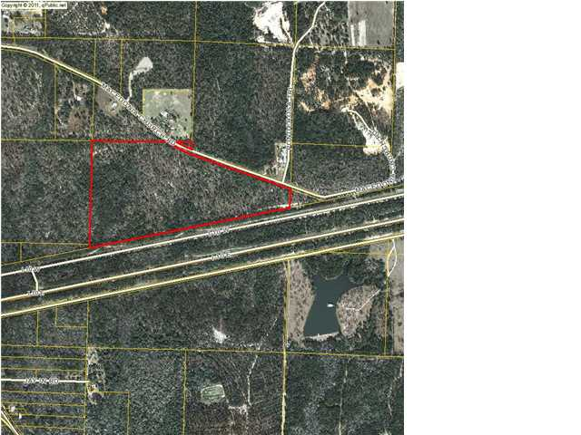 49.4 ACRES MACEDONIA CHURCH RD, DEFUNIAK SPRINGS, FL 32435 (MLS # 609083)