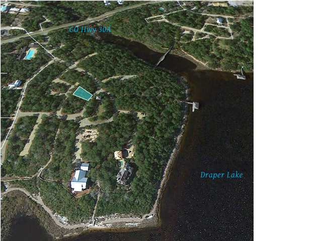 LOT 4 CEDAR POST ROAD, SANTA ROSA BEACH, FL 32459 (MLS # 609262)
