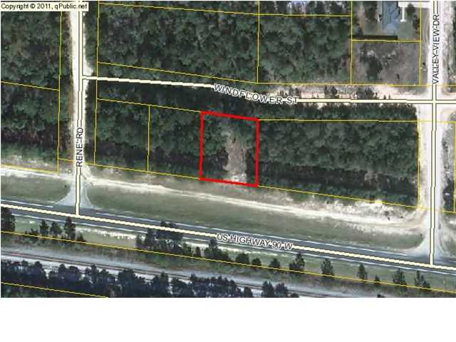 LOT 3 HWY 90, DEFUNIAK SPRINGS, FL 32433 (MLS # 609508)