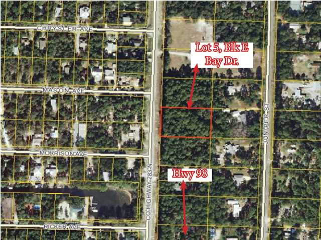 5/E BAY DR, POINT WASHINGTON, FL 32459 (MLS # 612590)